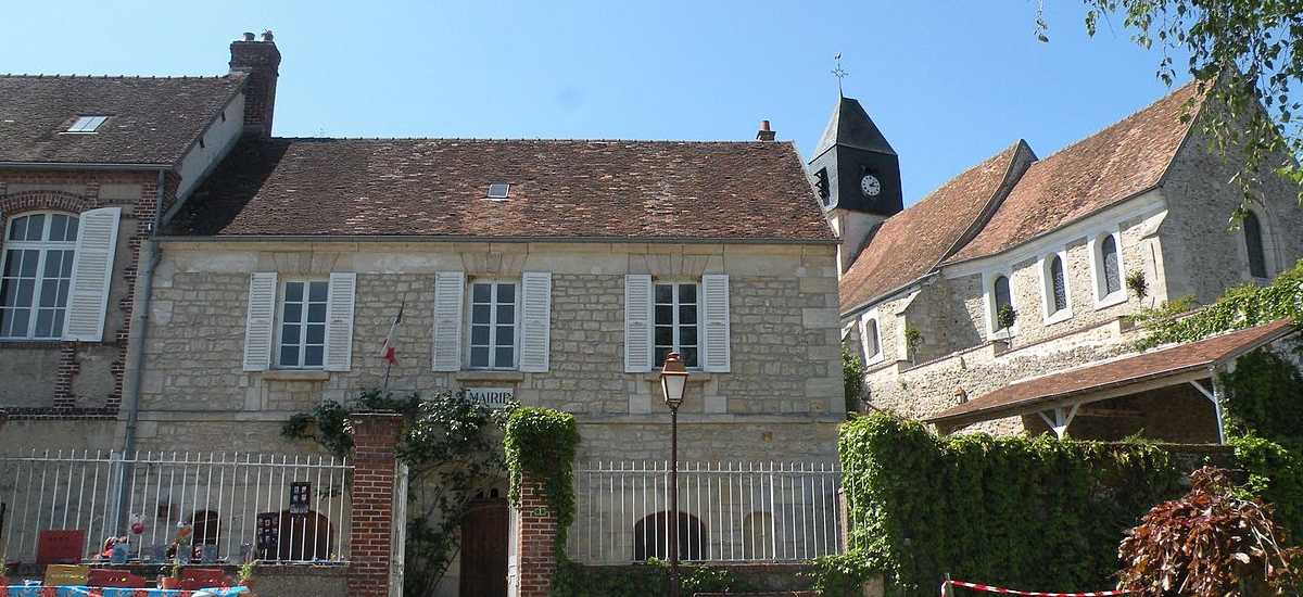 Mairie de Chavençon